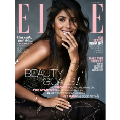ELLE Australia 12 month magazine subscription