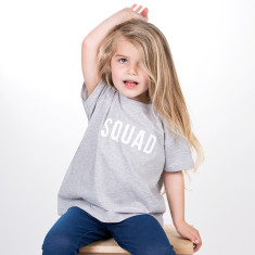 Squad Children's T Shirt