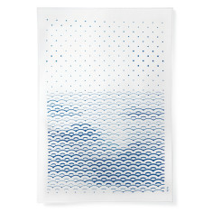WiFi linen tea towel