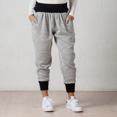 Luxe slouch pants
