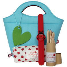 Little Lady playtime pack - girl's handbag & accessories