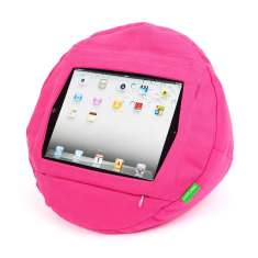Inflatable tabCoosh traVla for iPads in pretty in pink