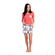 Unsinkable mum pyjama shorts