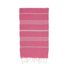 Original kids' Turkish towel in pink