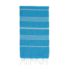 Original kids' Turkish towel in blue