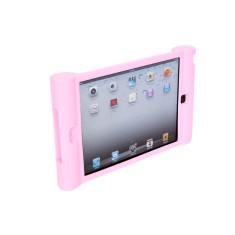 Silicone iPad mini cover in light pink
