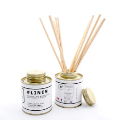 Code Manly Linen Reed Diffuser
