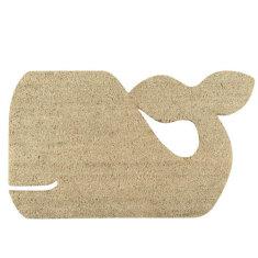 Whale doormat