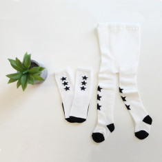 Bamboo baby tights