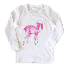 Dakota deer long sleeved top