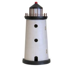 Lighthouse key holder in pine