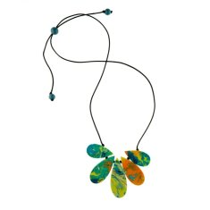 Cascade Artisan Flora Necklace