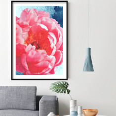 Big, bold and beautiful art print (various sizes)