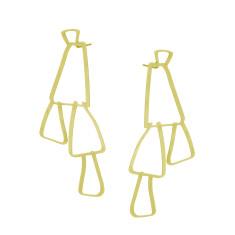 Swing Stud Earrings