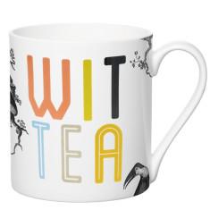Wit tea mug