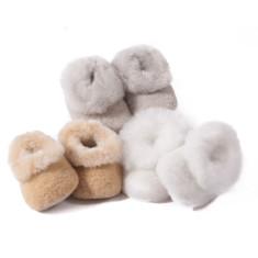 Fur Baby Booties