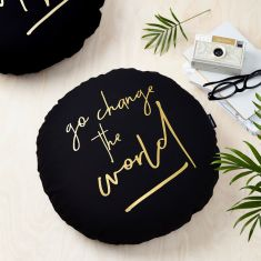 Change The World Cushion