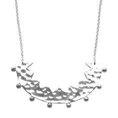 Frida necklace in sterling silver