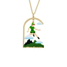 Peter Pan in Neverland Necklace