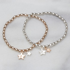 Stella personalised bracelet