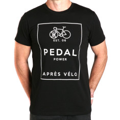 Men's pedal power t-shirt