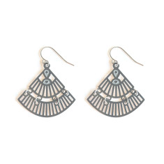 Stainless Steel Skyler Earring