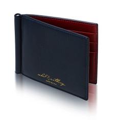 Gagliardo Bifold Wallet - Abyss/Rubino