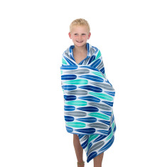 Surfboards pocket beach towel