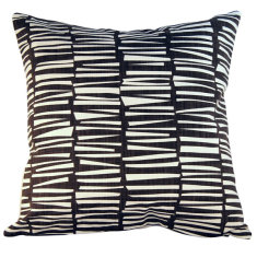 Woodpile smudge cushion