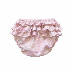 Ruffle Bum Bloomer in print