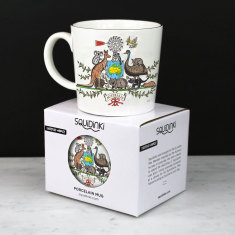 Australian Crest Mug