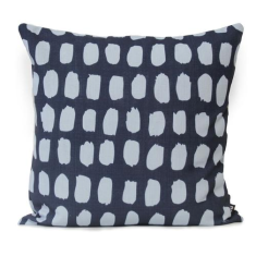Uluru Cushion Cover in Pastel Blue (The Australian Collection)