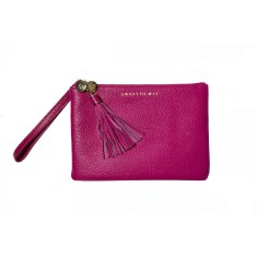 The MIA POUCH - Raspberry