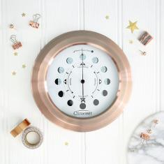 Personalised Moon Phase Clock