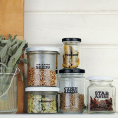 Really useful pantry labels starter set