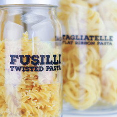 Really useful pantry labels for pasta, rice & noodles
