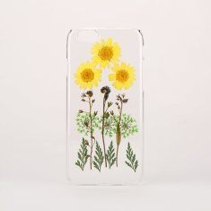 Pressed flower phone case for iPhone & Samsung
