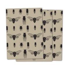 Kraft insect wrapping paper (3 pack)