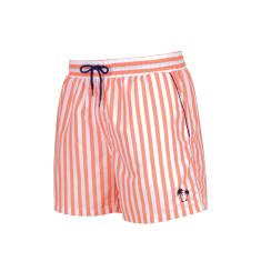 Men's Classic Cut Swim Shorts - Orange