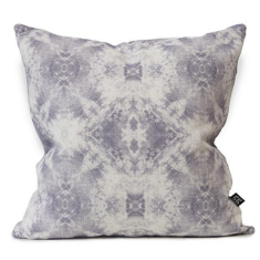 Maguety Urban Aztec Cushion Cover in Violet Verberbena