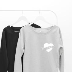Love Yoga Women's Scoop Neck Sweater