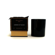 Ormolu amber et musc 1 wick candle
