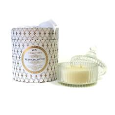Ormolu fleur blanche 3 wick candle