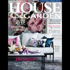 Australian House & Garden 12 month magazine subscription
