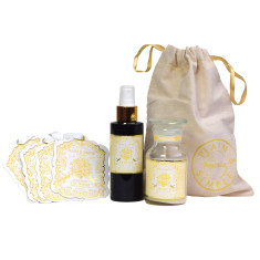 Candle, Parfum & Fragranced Cards Gift Set