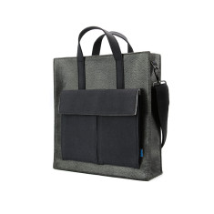 Crawford shoulder tote