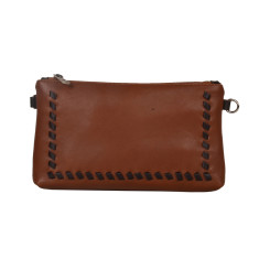 Zoe Tan Clutch Bag