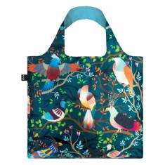 LOQI reusable bag in hvass & hannibal birds