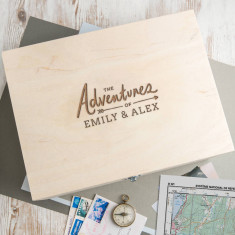 Personalised Adventure Box