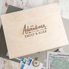 Personalised Adventure Box